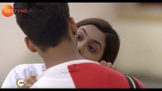 Tujhse Hai Raabta - Kalyani Kisses Atharva - Ep 8 - Best Scene   Zee Tv   Hindi TV Show