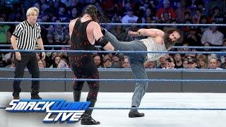 Kane vs. Luke Harper: SmackDown LIVE, Nov. 29, 2016