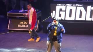 Sony vs Kaiser - God Level Fest 2016 - Final