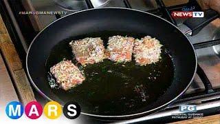 Mars Masarap: Crispy Salmon by Rochelle Pangilinan