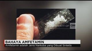 Mengenal Amfetamin, Narkoba yang Dibuat Sintetis