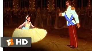 Anastasia (1/5) Movie CLIP - Anastasia's Ballroom Fantasy (1997) HD