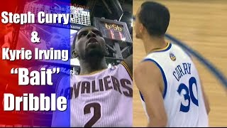 How To Dribble FASTER Like Kyrie Irving & Stephen Curry! Basketball ANKLE BREAKER