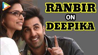 Deepika Is Just Amazing In Chennai Express - Ranbir Kapoor