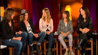 Kate Moennig TLW Reunion 2011 clip