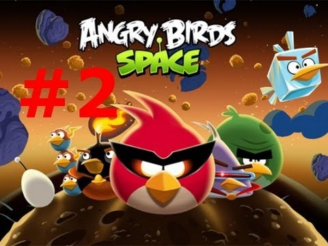 Xxx Mp4 Angry Birds Space Walkthrough Gameplay Part 2 Pc HD 3gp Sex
