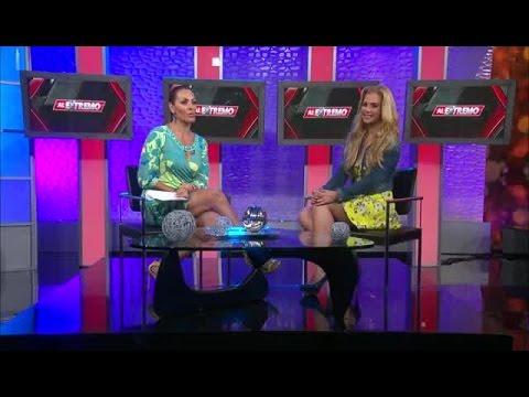 Carolina Miranda habla de su personaje en Las Bravo