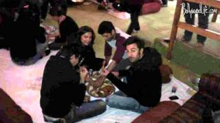 Yeh Jawaani Hai Deewani actors Deepika Padukone and Ranbir Kapoor feast on the wazwan