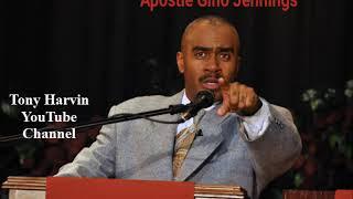 Apostle Gino Jennings - Seeing spirits, paranormal, magic, devil possessed **AUDIO ONLY**