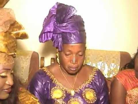 Tanneber du Mariage de Bineta Mane Diagne a Ngor Mai 2012 PART2