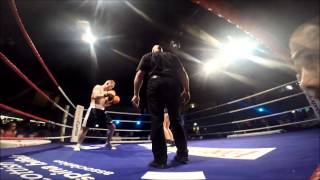 Owen Trykowski @ SK Boxing Gala Charity Event