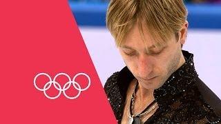 Figure Skating Icon Evgeni Plushenko On His Olympic Legacy   Athlete Profile