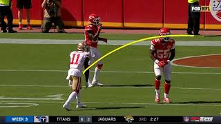 Marquise Goodwin TD Celebration vs. Chiefs | NFL