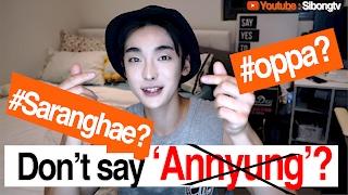 How to speak better Korean