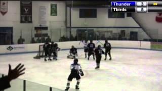 Sean McAvoy - TPH Thunder vs. Colorado Thunderbirds