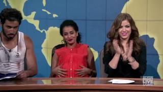حامل في عربية ! - SNL بالعربي