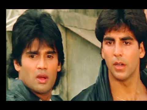 जब अक्षय कुमार की इस हरकत से नाराज होकर सुनील शेट्टी ने तोड़ ली दोस्ती