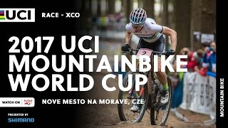 2017 UCI Mountain bike World Cup presented by Shimano - Nove Mesto na Morave (CZE)