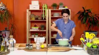 Evde Lor Peyniri Yapımı