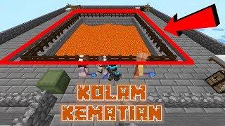 """""""Main Mini Games Sampai Teriak-Teriak"""" Noob Survival Minecraft Indonesia #94"""