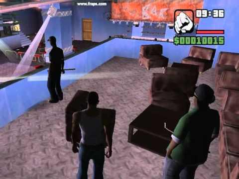 GTA SA La Guerra Contra Los Zombies Loquendo
