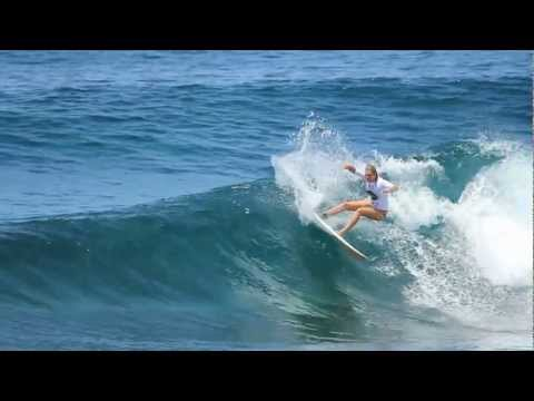 Roxy Siargao International Surfing Cup 2012 Day 2
