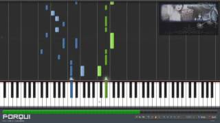 Sword Art Online Ending 2 - Overfly (Synthesia)