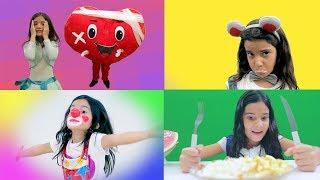 Yasmin Verissimo - Completo 1 - Faz tum tum, Animais, Rap do ABC, Come Come e muito +