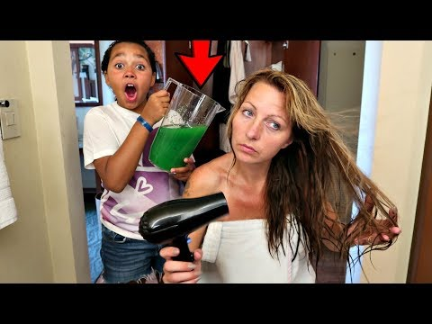 Xxx Mp4 SLIME PRANK ON MY MOM IN OUR HOTEL ROOM 3gp Sex