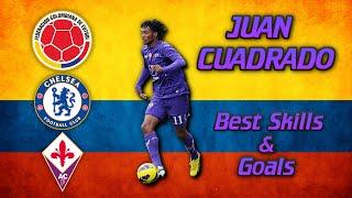 Juan Guillermo Cuadrado ● Dancing Feet ● Skills & Goals ||HD||