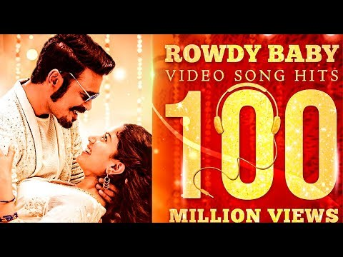 Xxx Mp4 WOW Rowdy Baby Crossed 100 Million Views New Record For A Tamil Video Song 3gp Sex