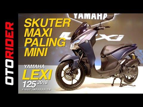Xxx Mp4 Yamaha Lexi 2018 First Impression Review Indonesia OtoRider 3gp Sex