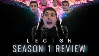 مراجعة المسلسل الأجنبي LEGION