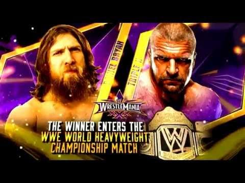 Xxx Mp4 WrestleMania 30 XXX Theme Monster Daniel Bryan Vs Triple H 3gp Sex