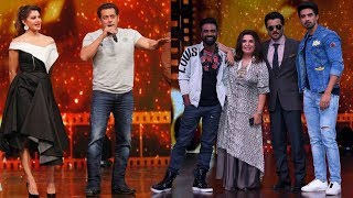 RACE 3 Promotion | Salman Khan, Jacqueline, Daisy, Anil, Bobby On The Sets Of DID Little Master