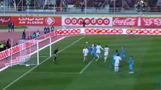 1er but TV A3 algerie vs slovenia  06/03/2014
