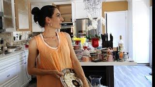 Heghineh Family Vlog #40 - Խոհանոցի արկղերը - Heghineh Cooking Show