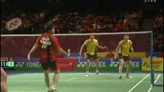 [7/8] Demi-finale MX : N. Widianto & L. Natsir vs Yong Dae Lee & Hyo Jung Lee (All England 2010)