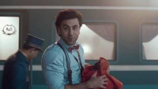 Ranbir Kapoor's new TVC for Yatra.com 💙