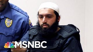 New York's Chelsea Bomber Ahmad Rahimi Found Guilty Of All Charges | MSNBC