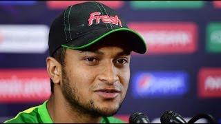 সাকিব আল হাসান ক্রিকেটকে বিদায় ঘোষণা দিলেন ¦ Shakib Al hasan announced retirement from cricket