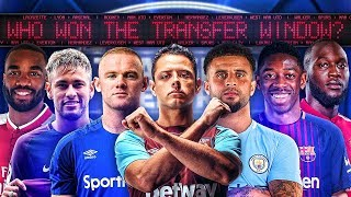 WHO WON THE TRANSFER WINDOW? - IMO #35