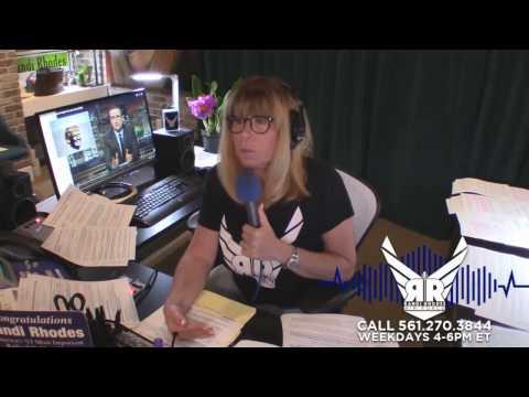 FREE Full Show - 1-6-17 Randi Rhodes Show Live Stream