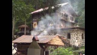 شاهد جمال المنازل الخشبية في اوربا - فيديوهات رائعة - قناة فيديوهات حول العالم