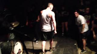 3 KNEE DEEP(FIRST SHOW)  TAMPA FL @ TRANSITIONS 9/13/13