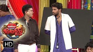 Hyper Aadi Raising Raju Performance   Jabardasth   3rd November 2016   ETV  Telugu