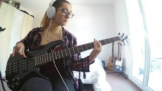 Tool - The pot ( Bass Cover )