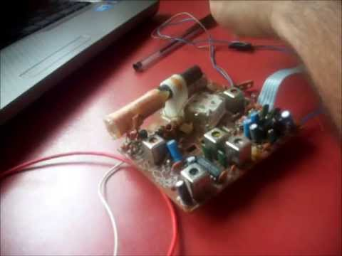 Curso de radiocomunicaciones. El receptor.
