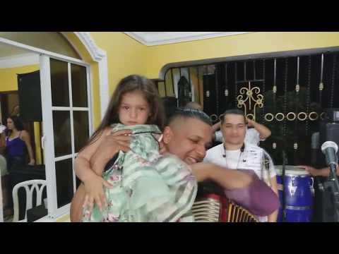 Francis Lantigua La hija de lilo En Casa De la Familia Nuñez collado
