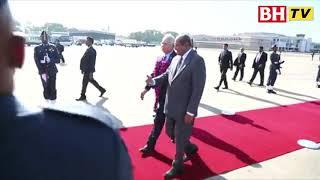 Najib tiba di Sri Lanka